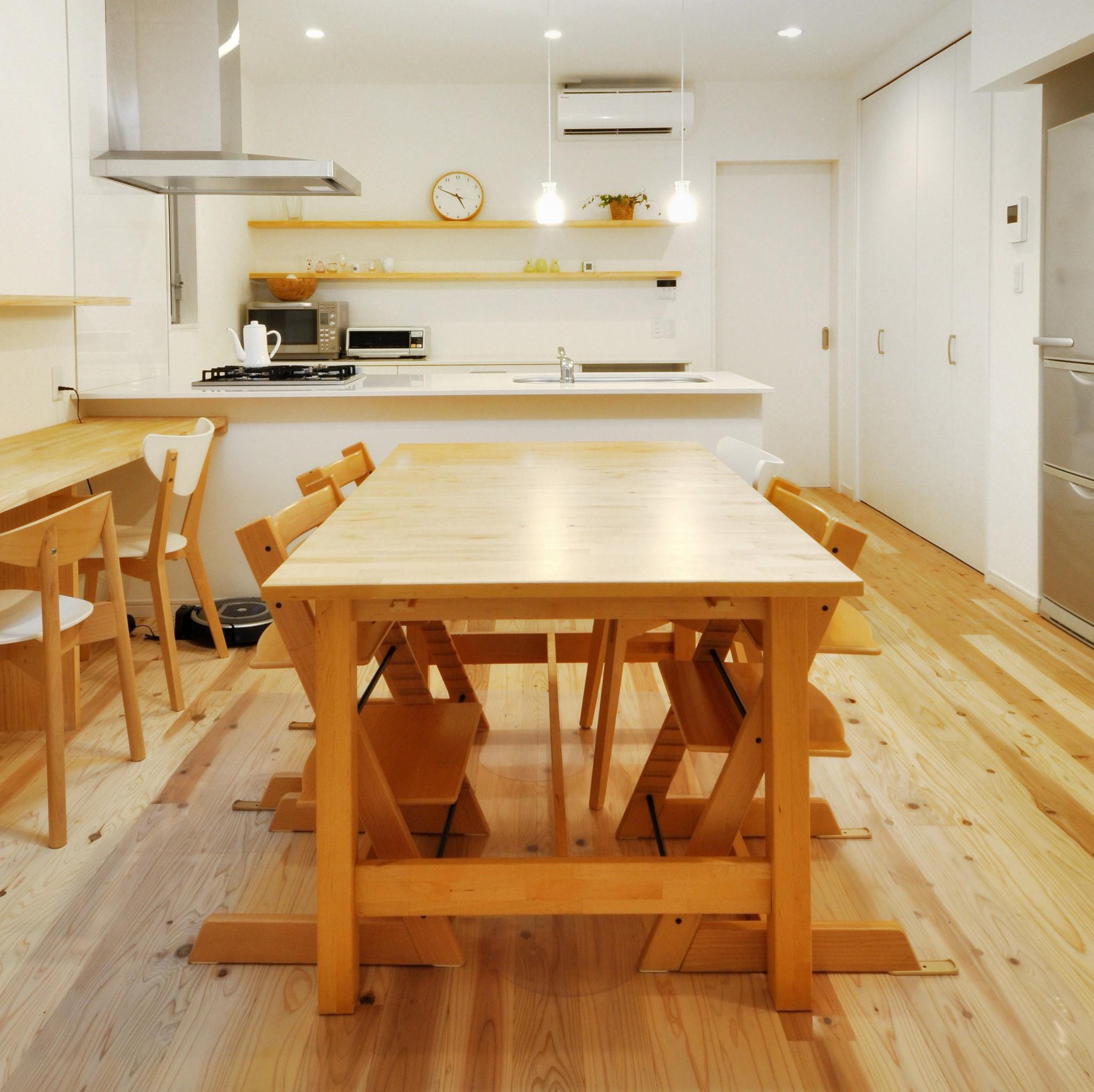 新築注文住宅 大阪市 自然素材