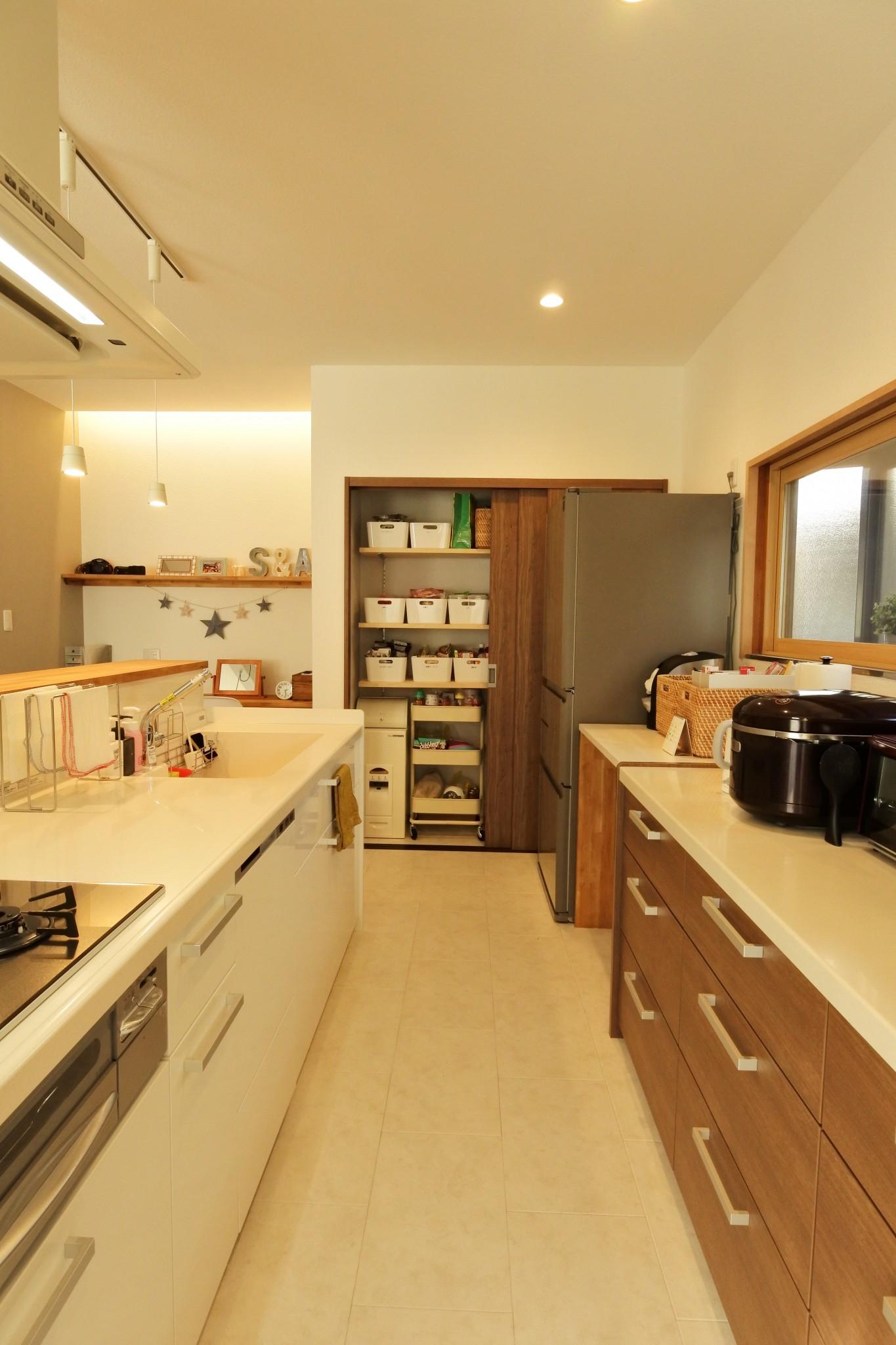 戸建リノベーション キッチン