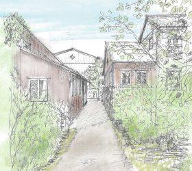 エコビレッジ 大阪 リノベーション 空き家対策