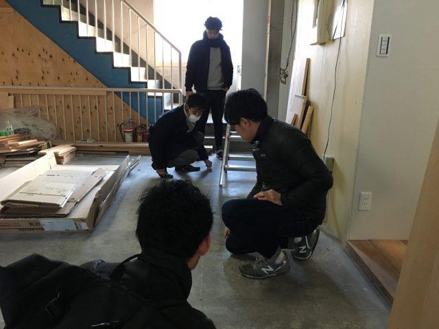 上本町で自然素材の家