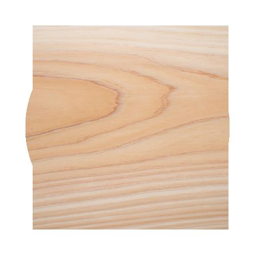 床材 - ひのき