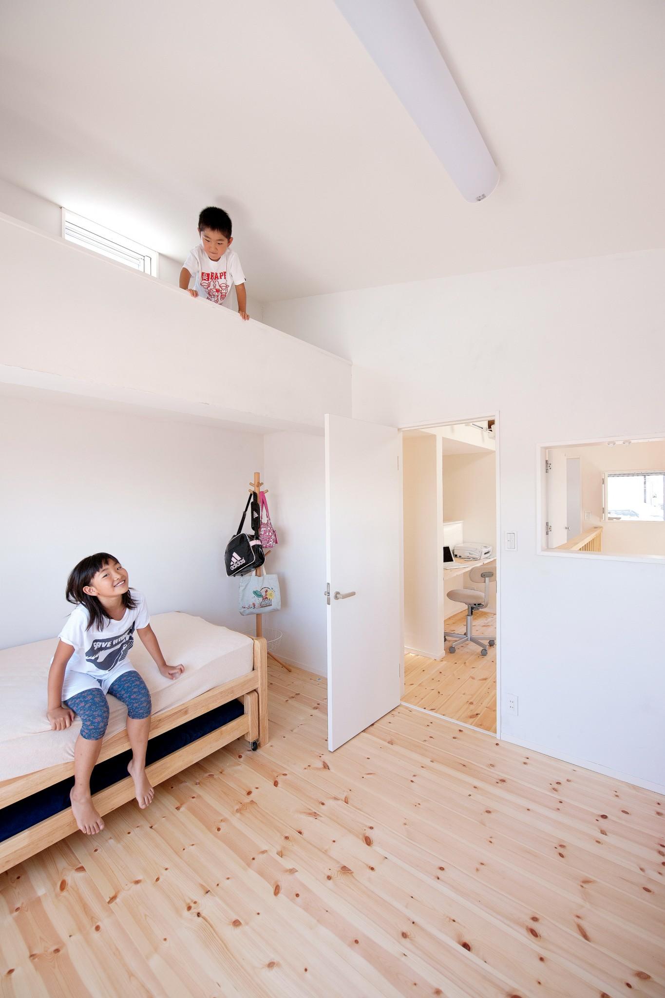 新築注文住宅 大阪府 自然素材 狭小住宅