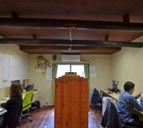自然素材 リノベーション 大阪 南森町 整理