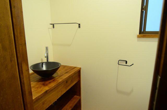 ドラム教室 トイレ カウンター