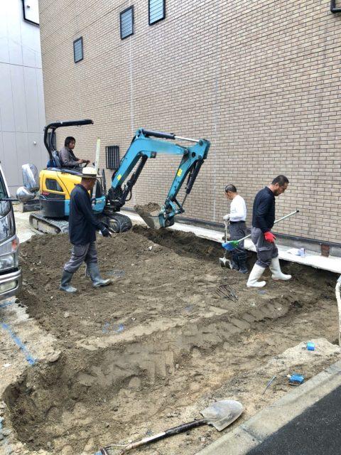 大阪市西成区建て替えシックハウス症候群