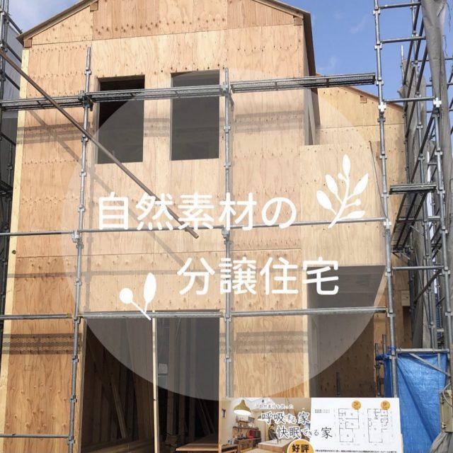 東大阪市玉串町西の分譲住宅